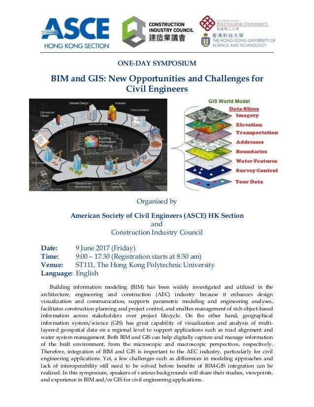 bim  gis  opportunities  challenges  civil engineers