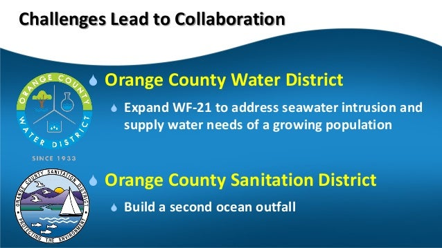 Orange County S Groundwater Replenishment System Expansion