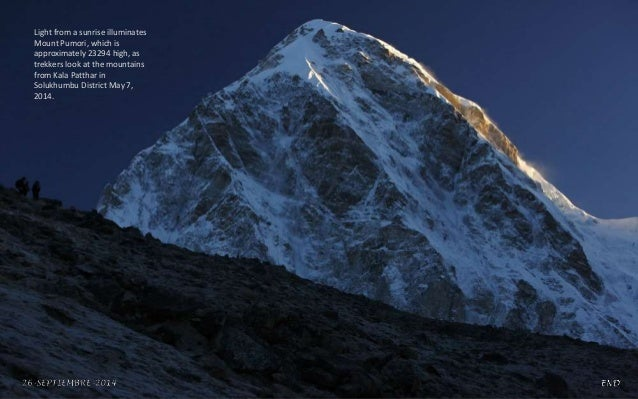 After the  Avalanche-Ascent to Everest