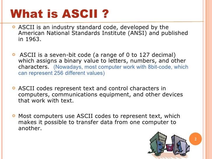 Ascii 03 Slide 2