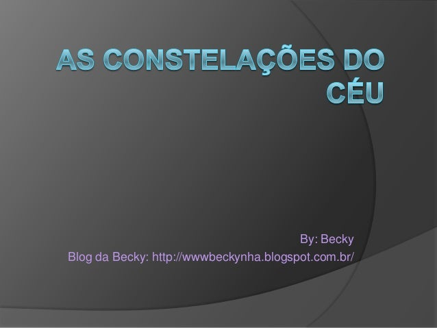 By: Becky Blog da Becky: http://wwwbeckynha.blogspot.com.br/