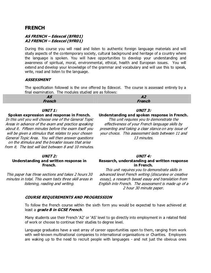 coursework authentication sheet edexcel