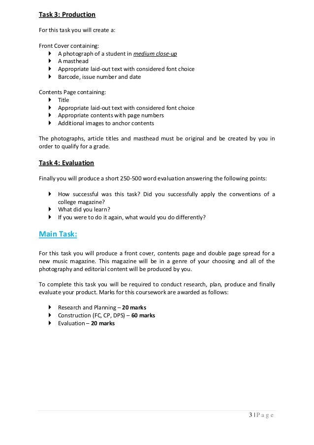 coursework task c206/11 Course content requirements coursework:  the content should be based on the bacb fourth edition task list • measurement (including data analysis) - 10 hrs.