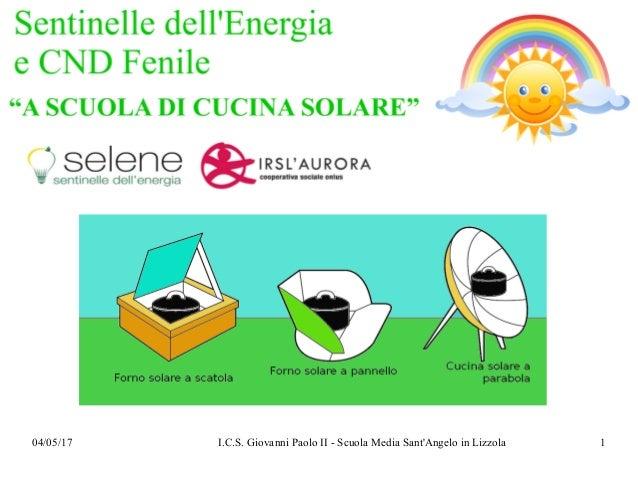 04/05/17 I.C.S. Giovanni Paolo II - Scuola Media Sant'Angelo in Lizzola 1