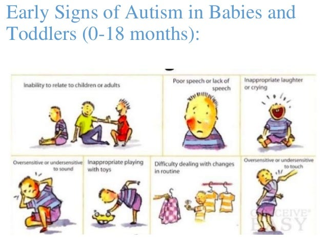 the effects of autism in toddlers Autism facts & stats autism now affects 1 in 59 children over half are classified as having an intellectual disability or borderline intellectual disability boys are four times more likely to have autism than girls.