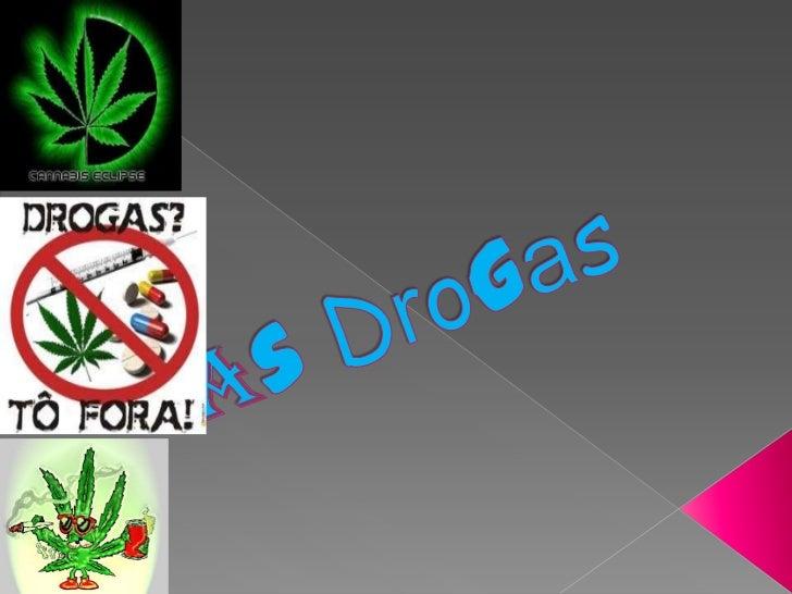 AsDrogas<br />