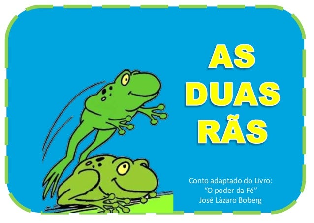 """Conto adaptado do Livro:""""O poder da Fé""""José Lázaro Boberg"""