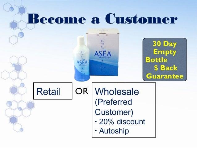 Asea business presentation