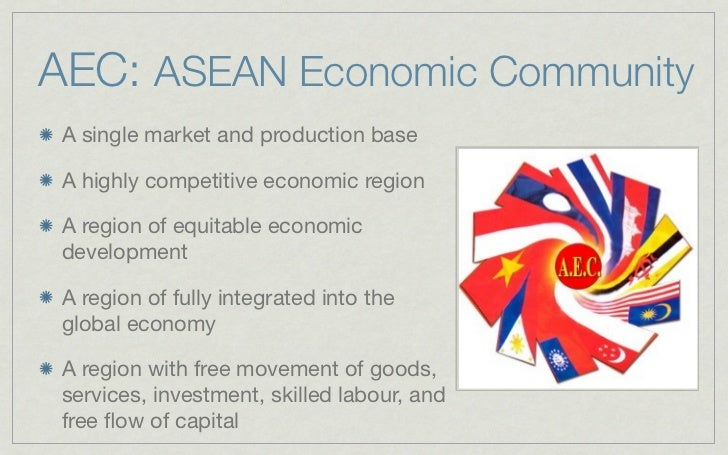 asean economic community and developing english proficiency essay Asean education adventures  producing labourers with skills needed in the asean workforce, developing  this is more relevant as the asean economic community is .