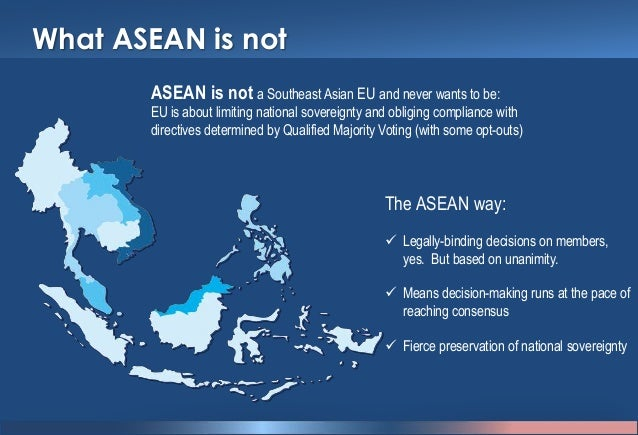 asean is successful or not Successful regional integration including the eu, and nafta  asean members   asean leaders and principle of non-interference in asean charter to future.
