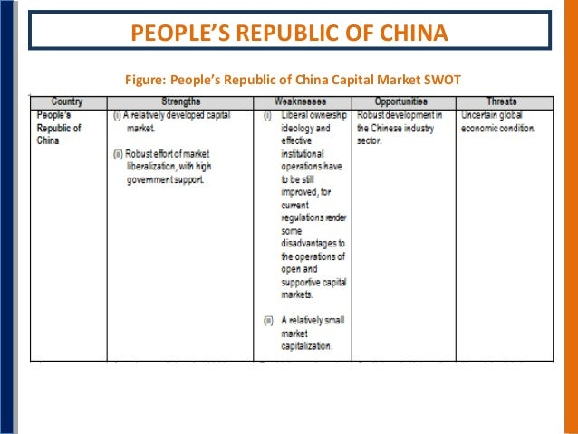 an analysis of the chinese economics and the business of the peoples republic of china China business handbook 2013  for doing business in the people's republic of china  bureau of economic analysis in 2012, analysts expect chinese investment .