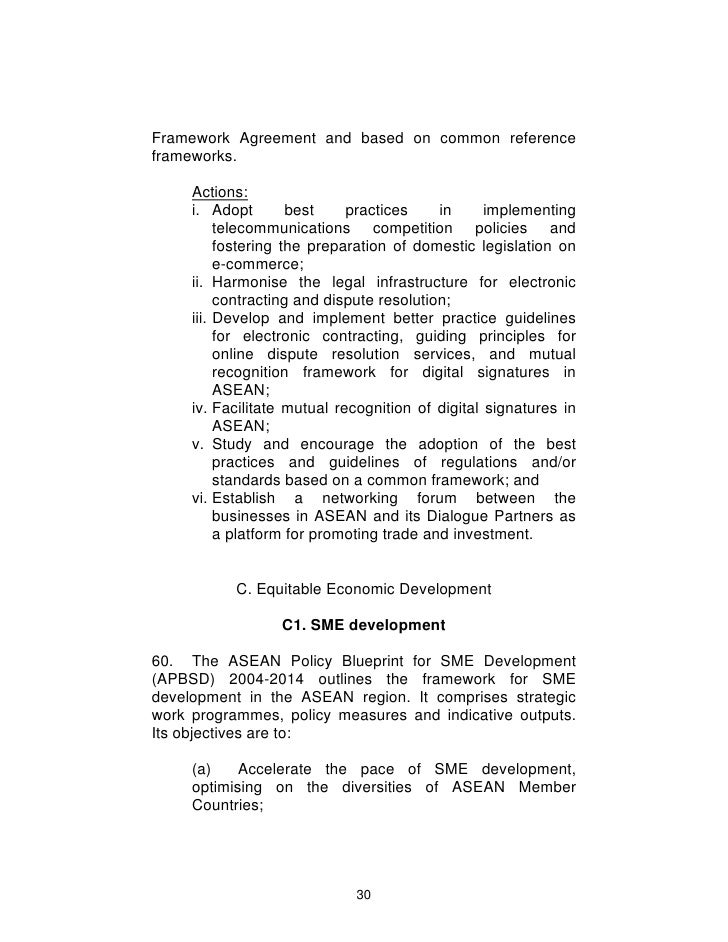 Asean economic community blueprint e asean 29 30 malvernweather Image collections