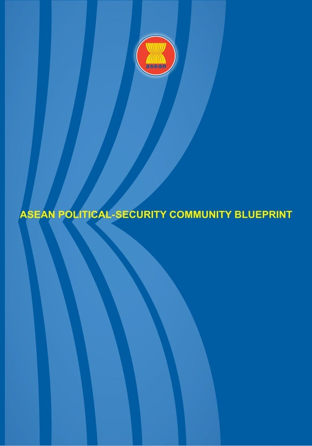 ASEAN Political-Security Community Blueprint