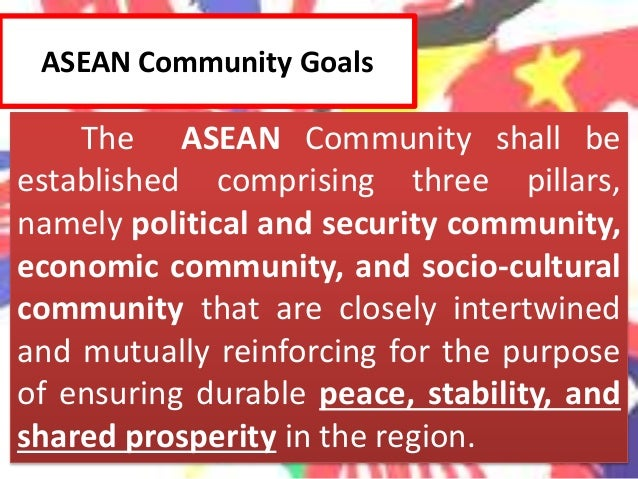 Restructuring the asean political security community apsc