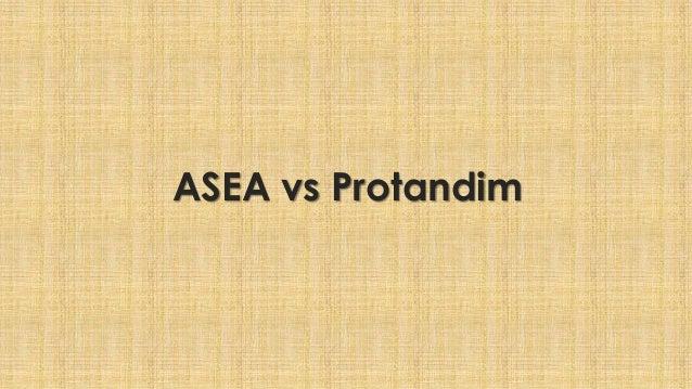 ASEA vs Protandim