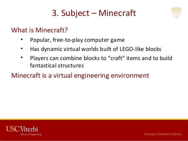 PLAY Minecraft!
