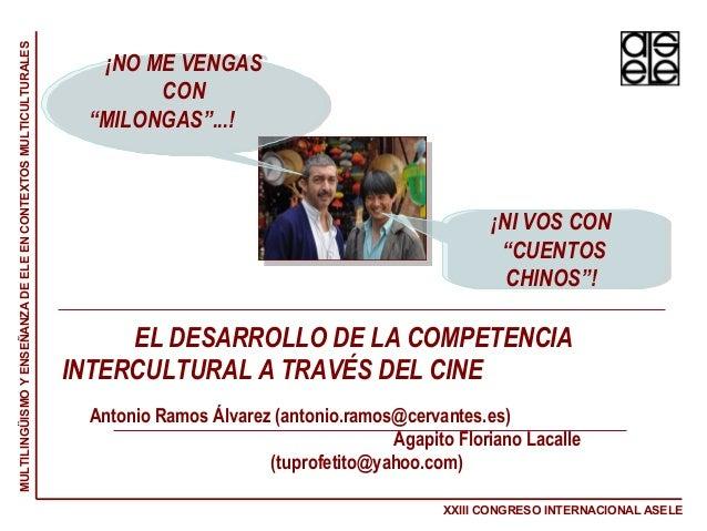 MULTILINGÜISMO Y ENSEÑANZA DE ELE EN CONTEXTOS MULTICULTURALES                                                            ...