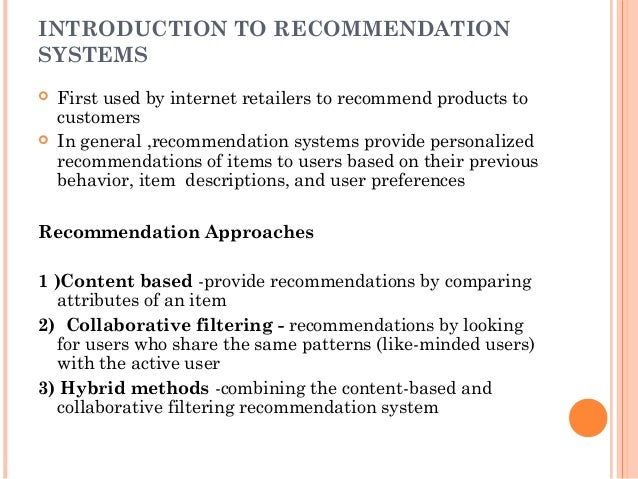 a social network based recommender system snrs Social influence plays an important role in product marketing however, it has rarely been considered in traditional recommender systems.