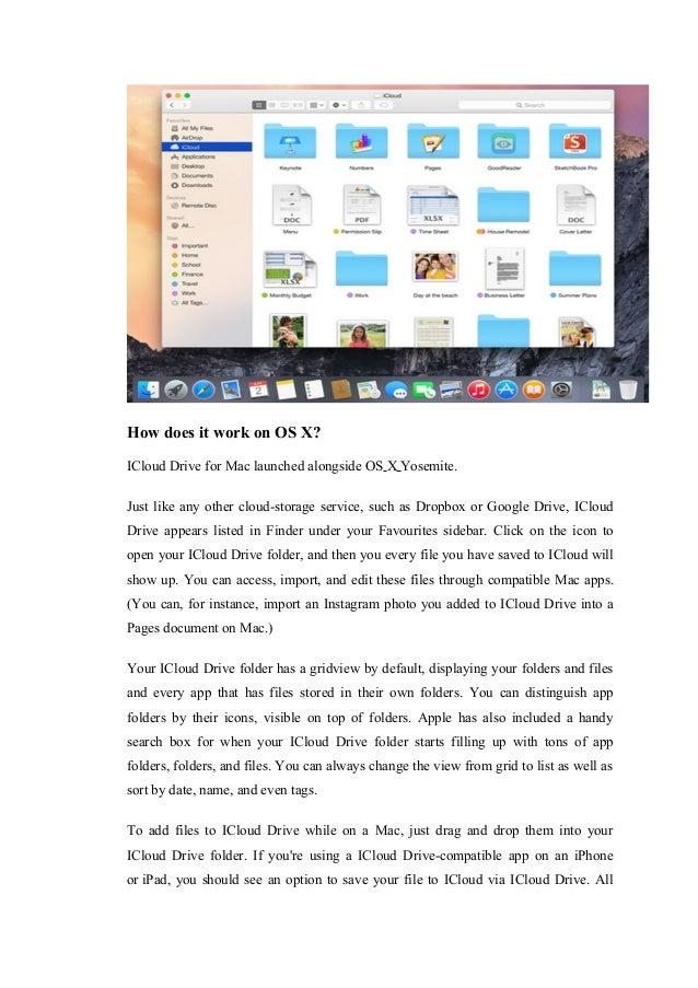 A Seminar Report On I Cloud