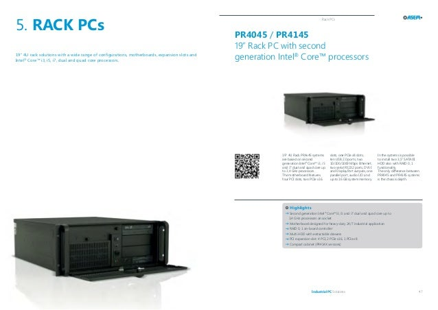 ASEM Industrial PC Solutions ENG