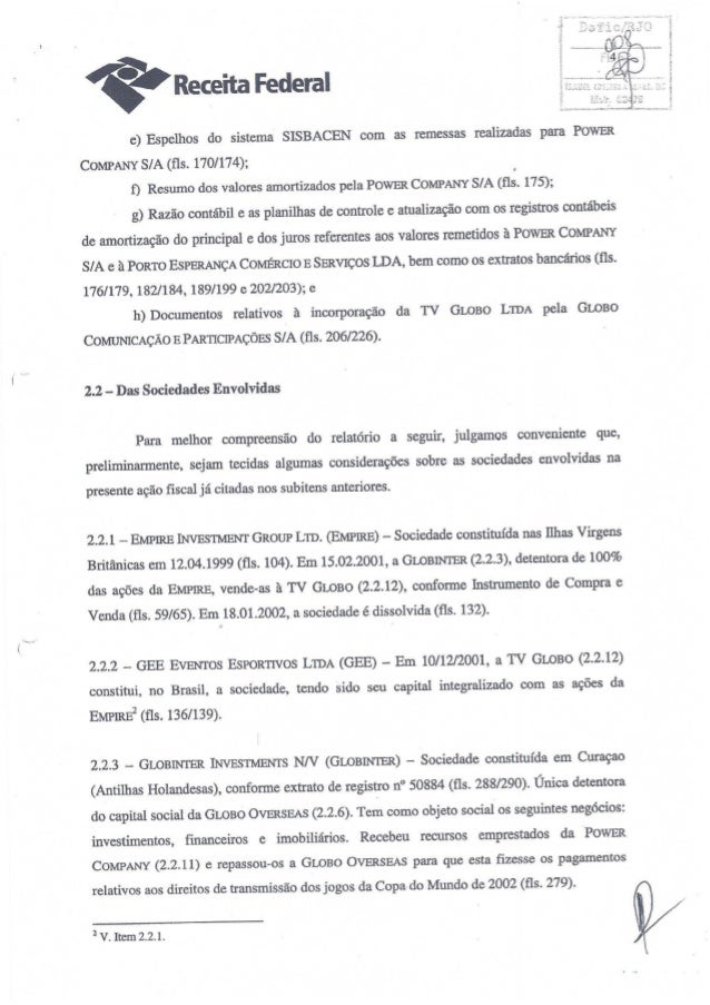As empresas da Globo no exterior