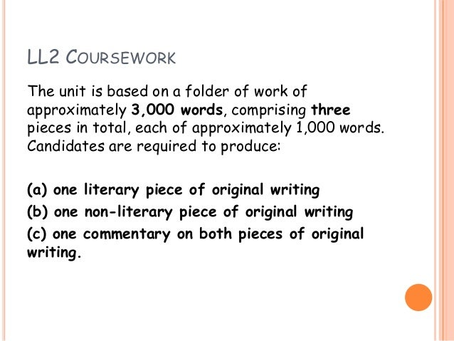 english language coursework commentary help Original writing for a-level english language  the aim of this coursework  module is to develop candidates' own expertise as writers, by requiring them to   headings for writing a commentary to give a structured evaluation of these  examples.