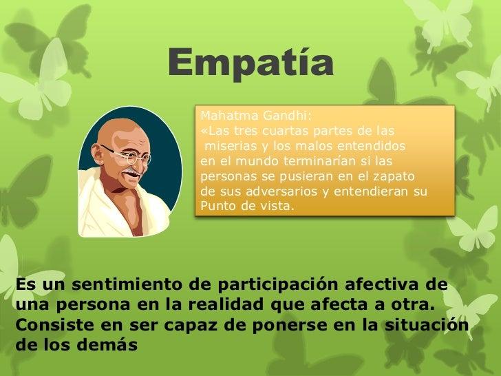 Adesivo Frase Significado Empatia: Asertividad Significado