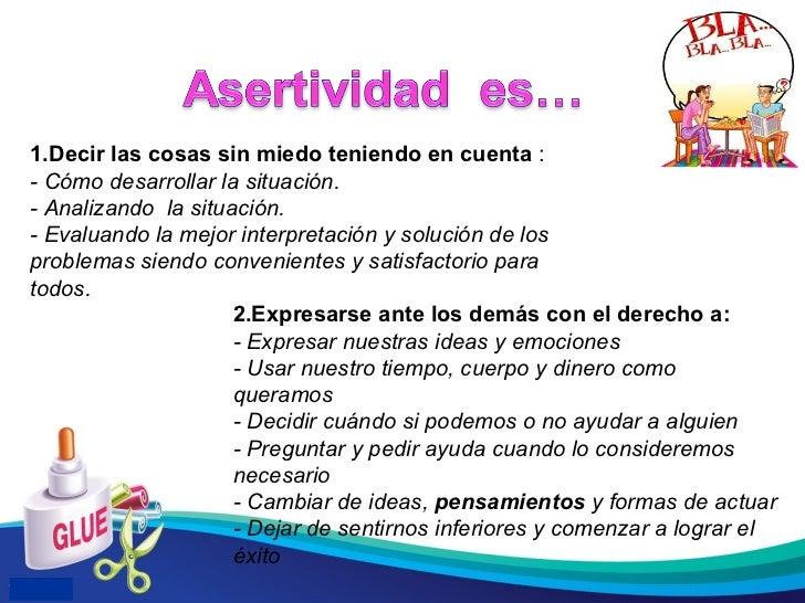 Asertividad presentacion Slide 2
