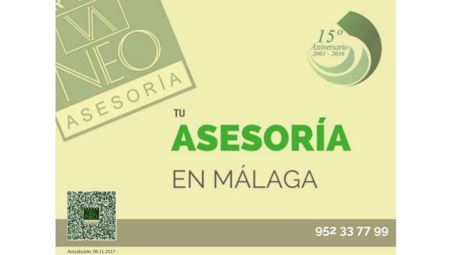 ASESORÍA NEO | Asesoría laboral y fiscal en Málaga