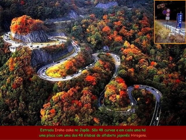 As estradas mais incríveis do mundo Slide 2