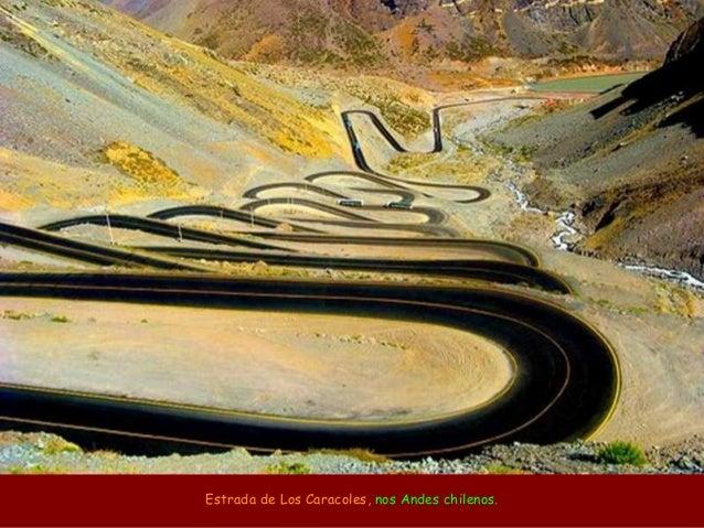 As estradas mais incríveis do mundo Slide 3