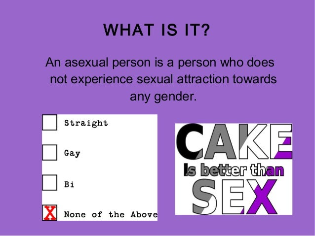 What is an asexual person Nude Photos 26