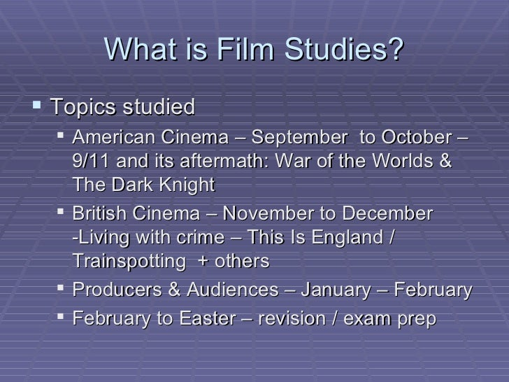 film studies essays post 9 11 american cinema Quarterly 6 x 9 192 pages/issue issn 0009-7101 e-issn 1527-2087 cinema journal, the official publication of the society for cinema and media studies, publishes outstanding.