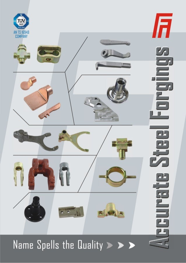 Accurate Steel Forgings (India) Limited, Chennai, Metal Forgings