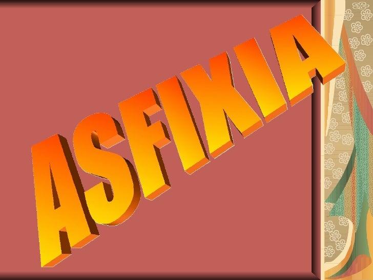 web asfixia