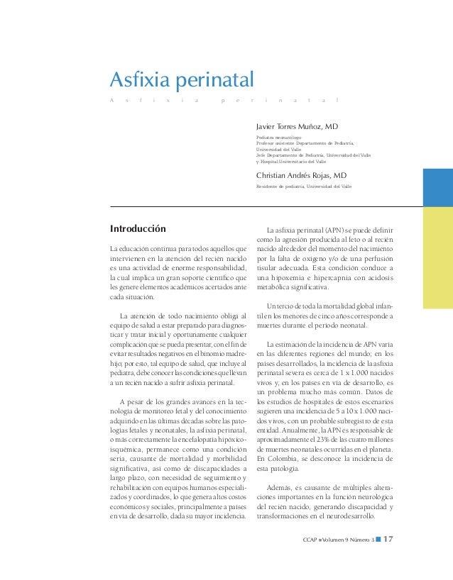 Asfixia perinatalA    s     f    i    x    i    a         p     e      r       i     n      a      t      a     l         ...