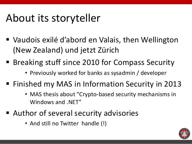 About its storyteller  Vaudois exilé d'abord en Valais, then Wellington (New Zealand) und jetzt Zürich  Breaking stuff s...