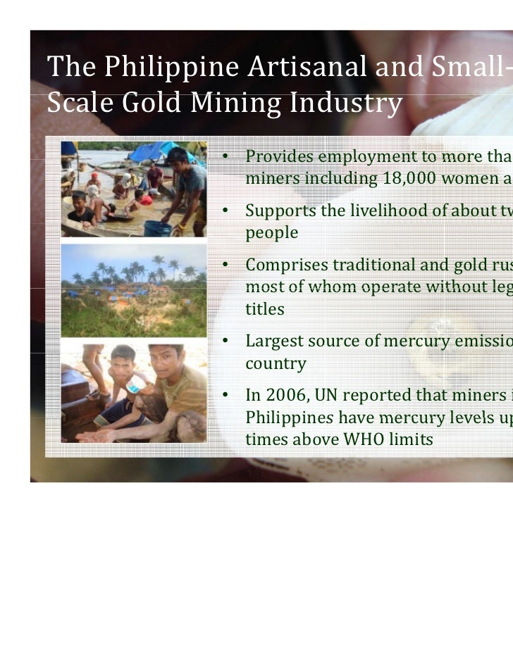 thesis on small scale mining The role of small scale gold mining talent murwendo  the role of small scale gold mining talent  (metcalf, 2008)  metcalf chakari gold mining thesis -.