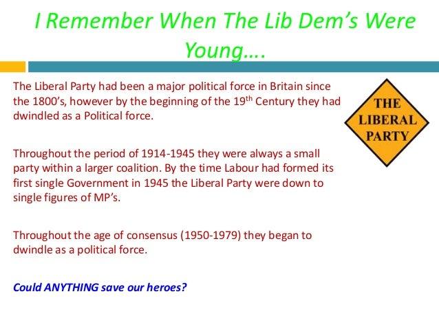 Essay about political parties