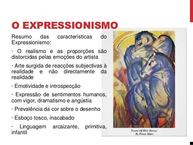 Através da análise das páginas 192 a 195,responde às seguintes questões:1. Integra o aparecimento doExpressionismo no cont...