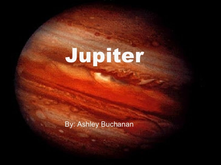 Ash B Jupiter