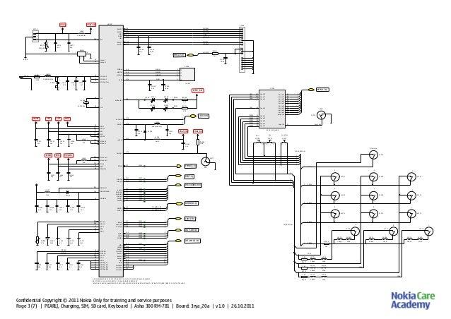 asha 300 rm 781 schematics v1 0 rh slideshare net Nokia Lumia 521 Manual Nokia AT&T Manual