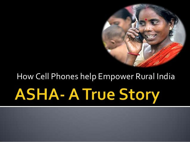 How Cell Phones help Empower Rural India