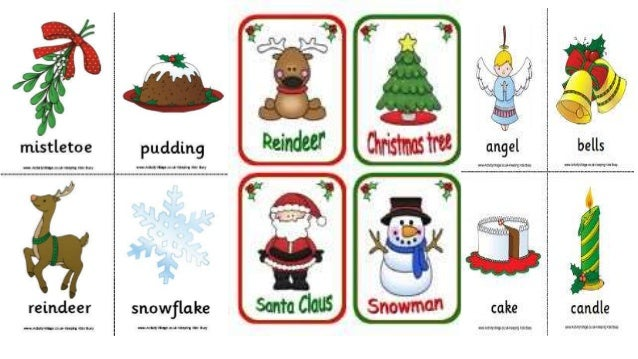 Christmas: Teaching ESL