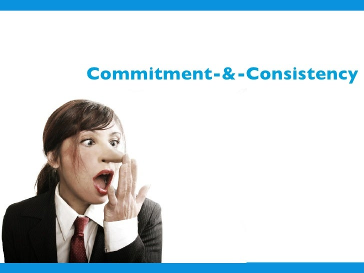 Commitment-&-Consistency