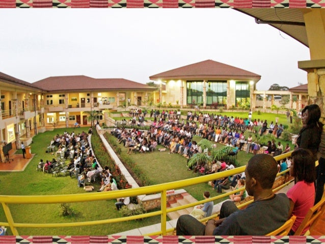 Ashesi Univerisity:  The Entrepreneurial story of the creation of a New University in Africa