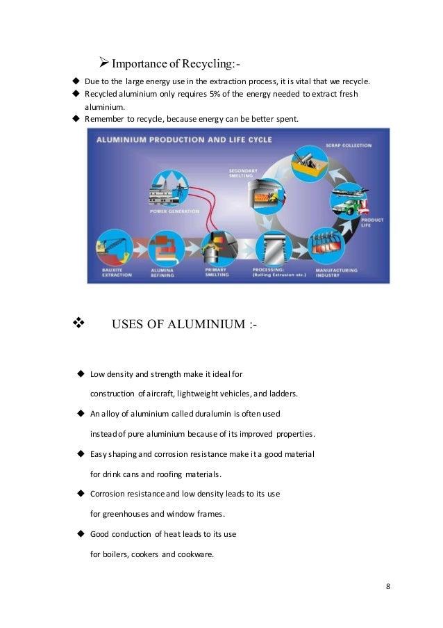 ALUMINIUM AS A BUILDING MATERIAL dissertation