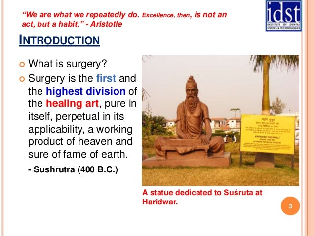 2; 3. INTRODUCTION  What is surgery?