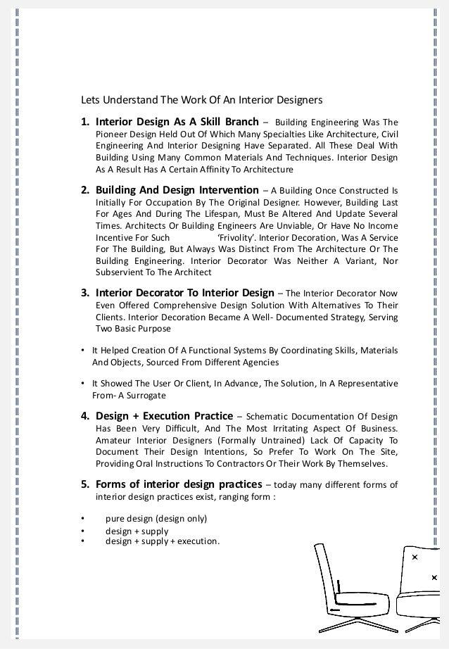 Interior Designer Diploma How To Become A Successful Interior Designer Interior U Exterior Why