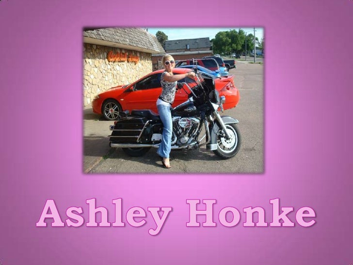 Ashley Honke<br />